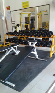 Dumbbells from 4 to 40 kg