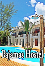Pajamas Hostel
