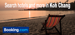 Search for your hotel in Koh Chang
